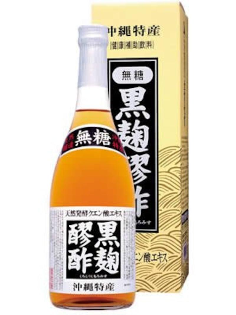ヘリオス酒造,黒麹醪酢 無糖