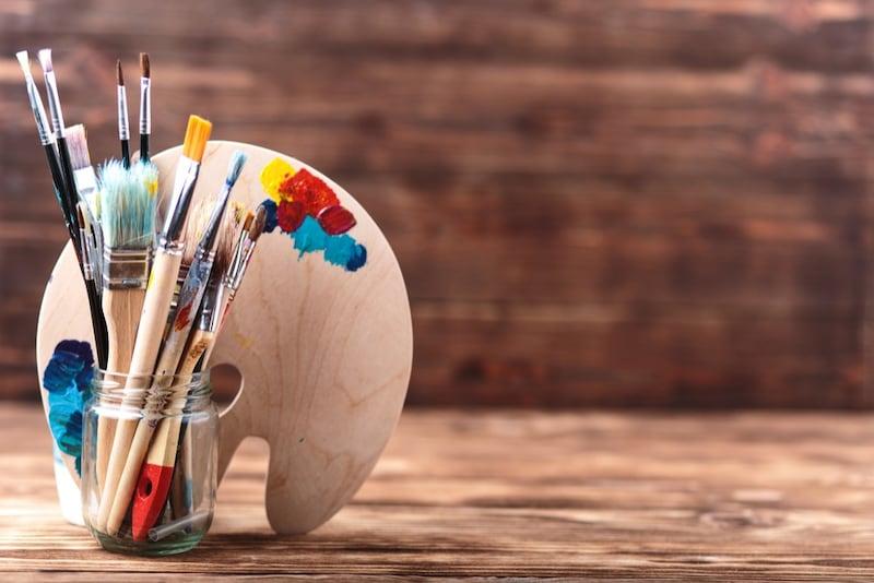 画筆・ブラシのおすすめ人気ランキング10選 絵の具の種類と技法で選ぶ!