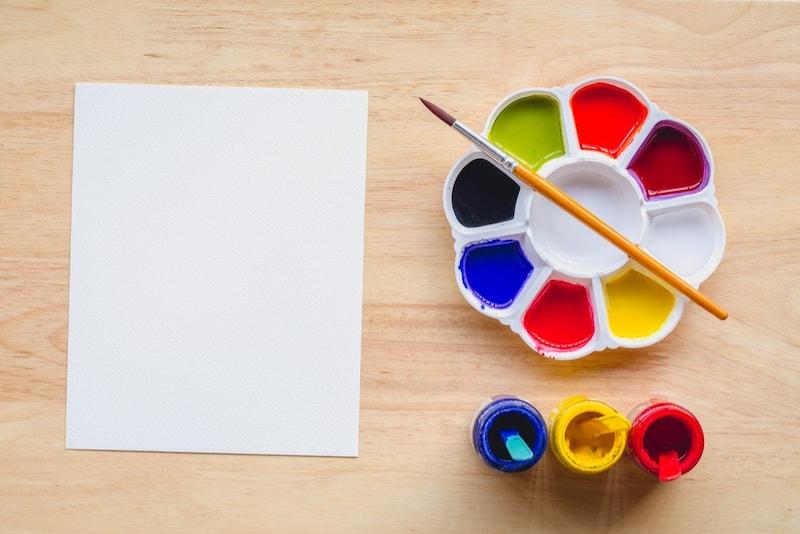 パレットのおすすめ人気ランキング10選|絵の具を楽しもう!
