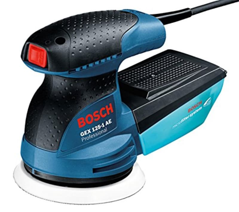 BOSCH(ボッシュ),吸塵 アクションサンダー,GEX125-1AE