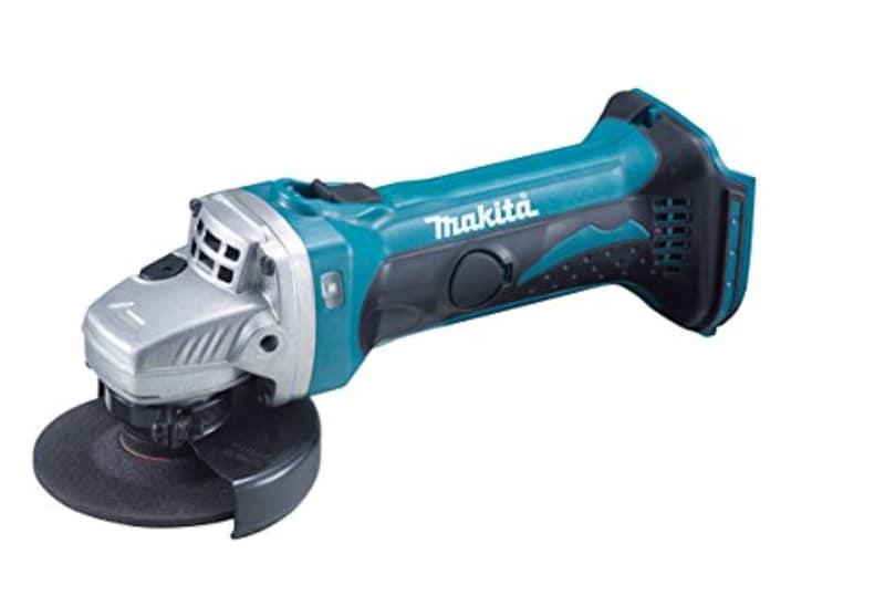 マキタ(Makita),18V充電式ディスクグラインダ,GA402DZ