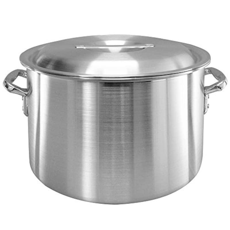 KIPROSTAR,業務用アルミ半寸胴鍋,M21