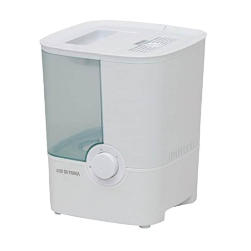 アイリスオーヤマ,アロマ対応加熱式加湿器,SHM-4LU-G