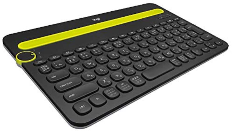 Logicool(ロジクール),ワイヤレスキーボード,K480BK