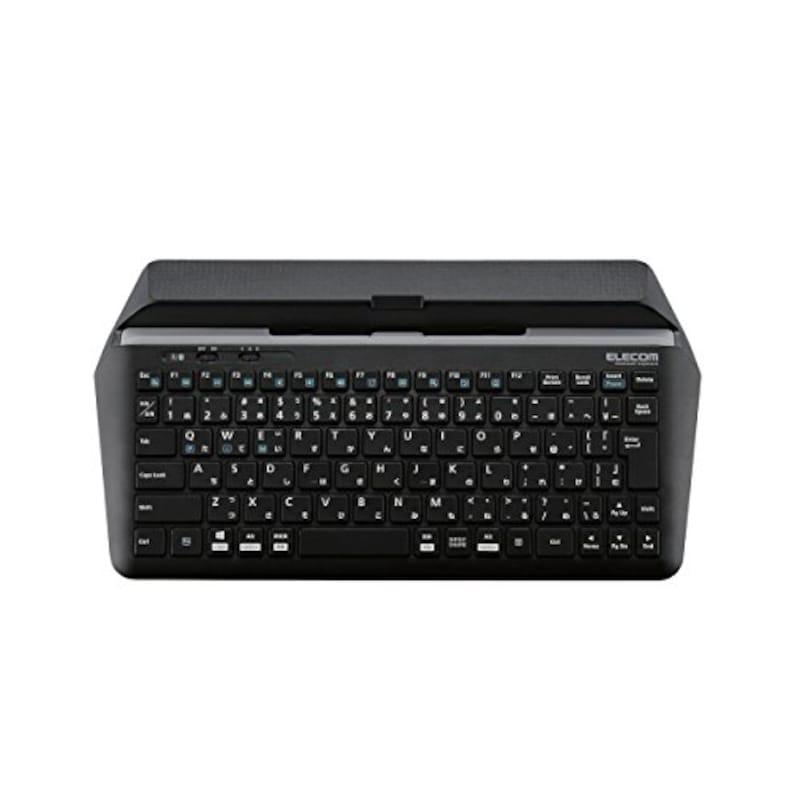 エレコム,Bluetoothキーボード ,TK-DCP01BK