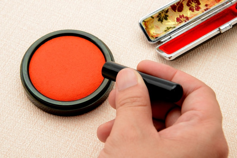 朱肉のおすすめ人気ランキング10選|就活や仕事に使いやすいのは?