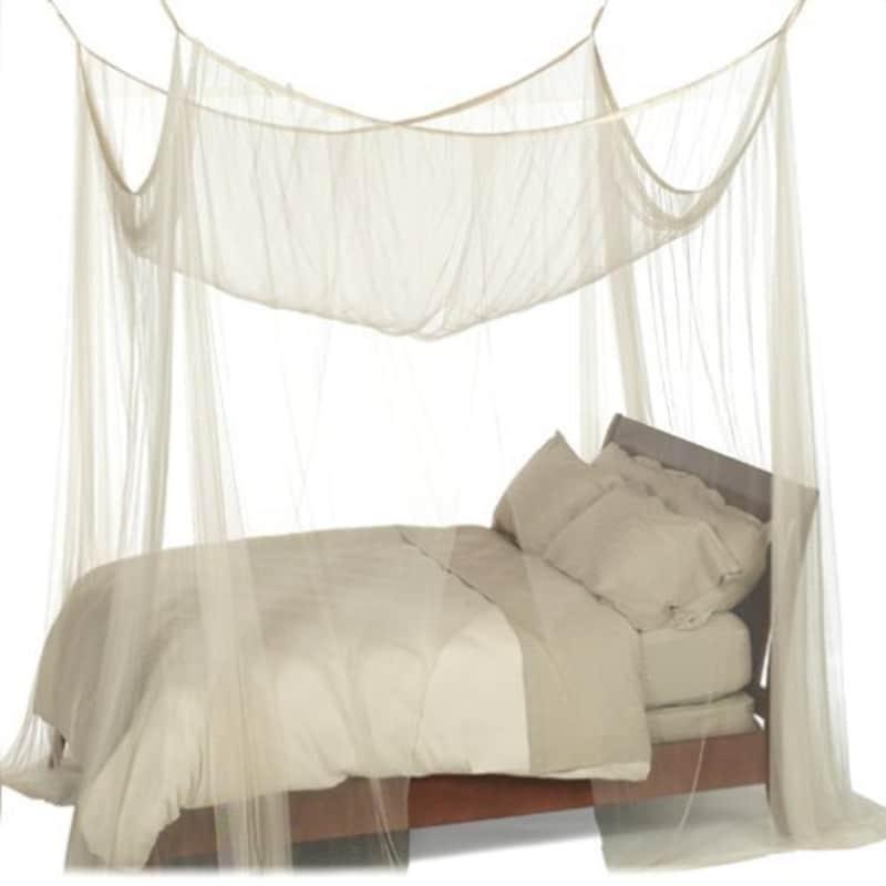 Fantasy,SHEER BED Canopy