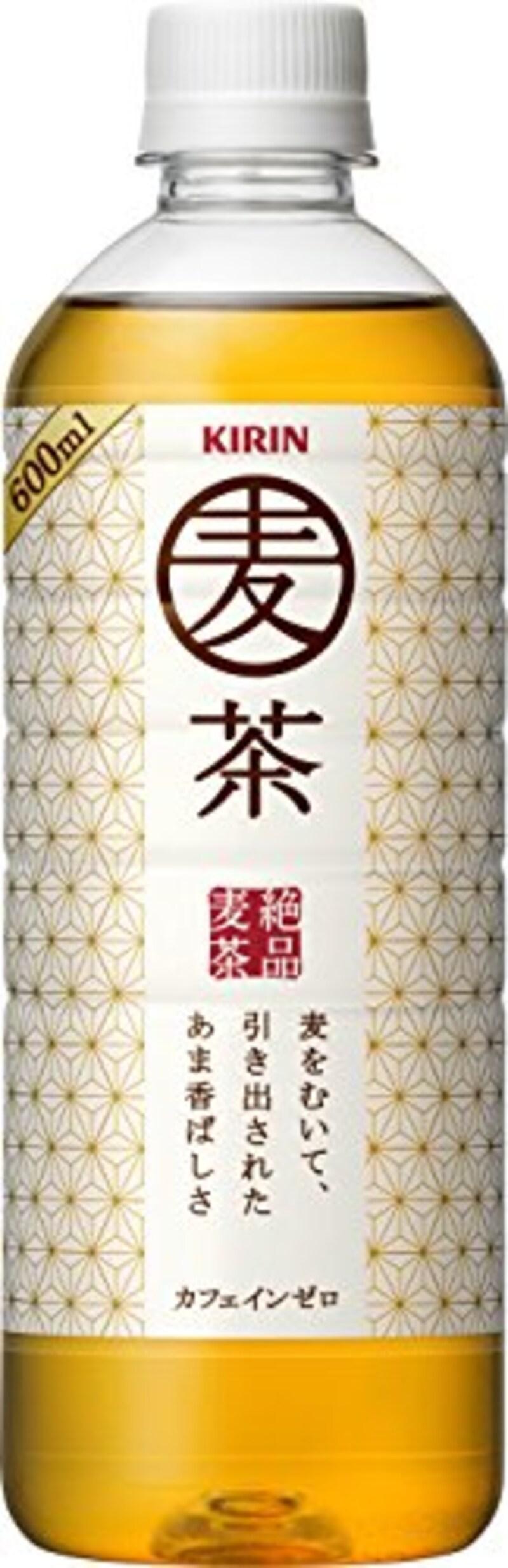 キリン,絶品麦茶    600ml×24