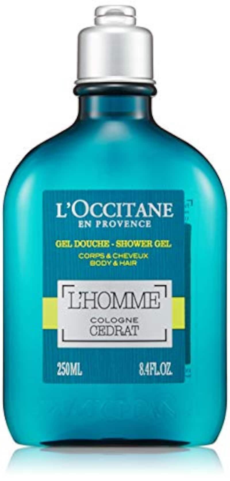 L'OCCITANE(ロクシタン),セドラオム シャワージェル