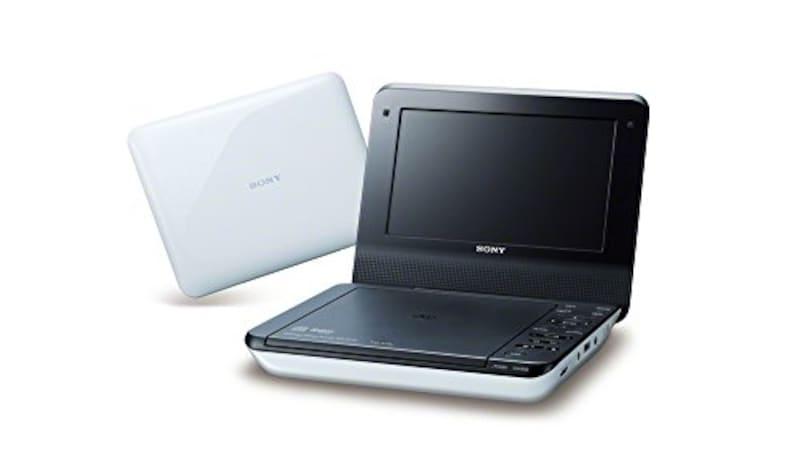 ソニー(SONY),V型 ポータブルDVDプレーヤー,DVP-FX780W