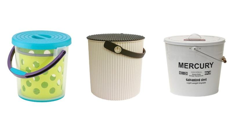 蓋つきバケツおすすめ人気ランキング11選|ゴミ箱からインテリアにまで使える!