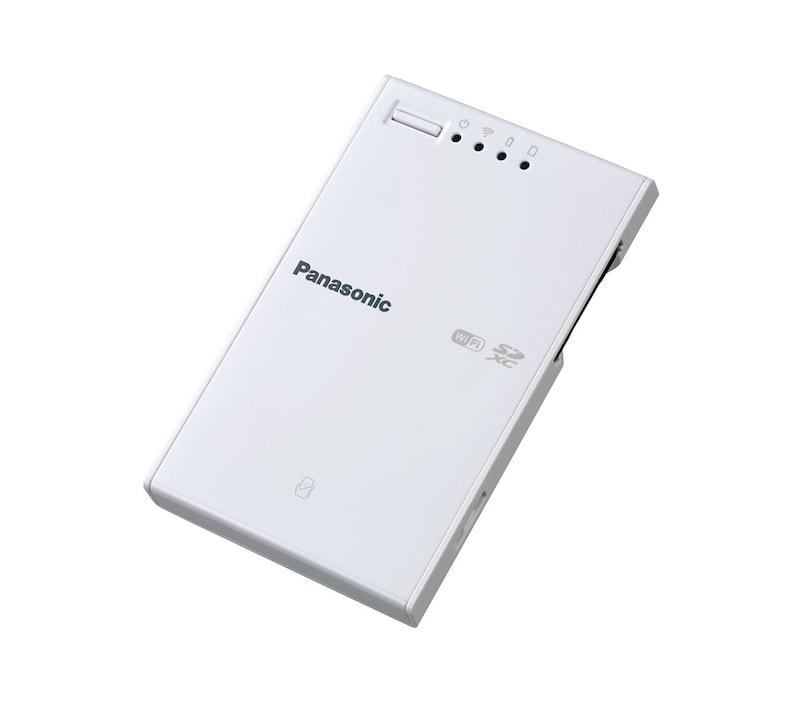 パナソニック,Wi-Fi SDカードリーダーライター,BN-SDWBP3