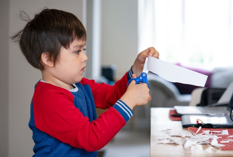 子ども用はさみおすすめ人気ランキング12選|安全第一!初めてでも安心して使える!