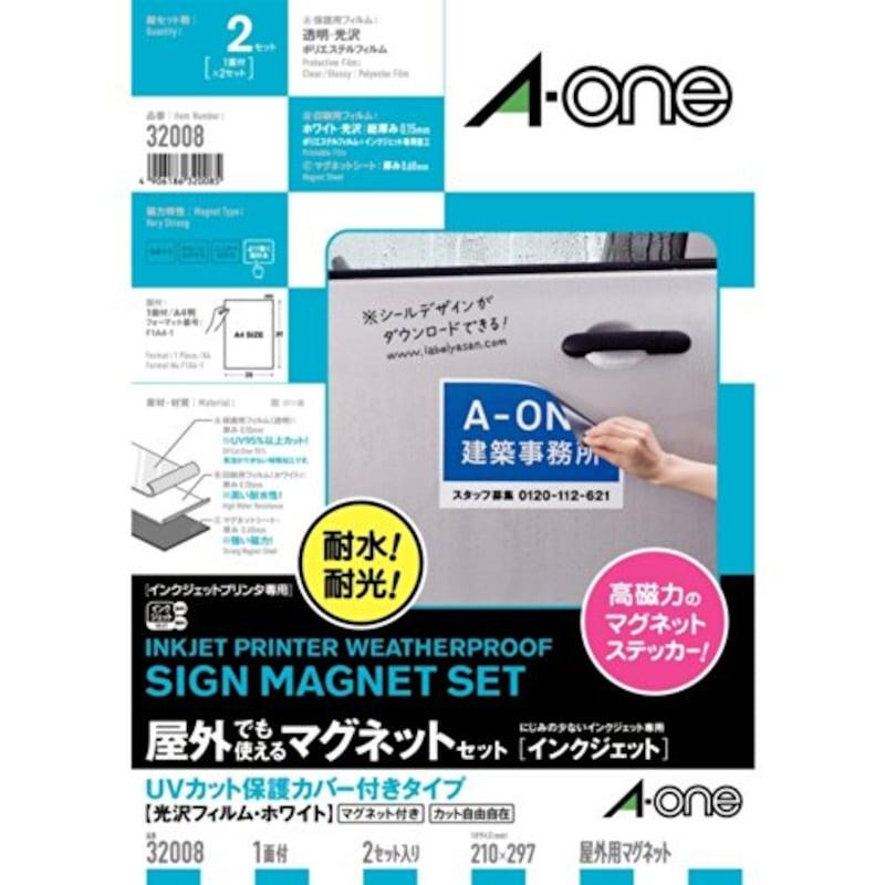 A-one(エーワン),ラベルシール,32008