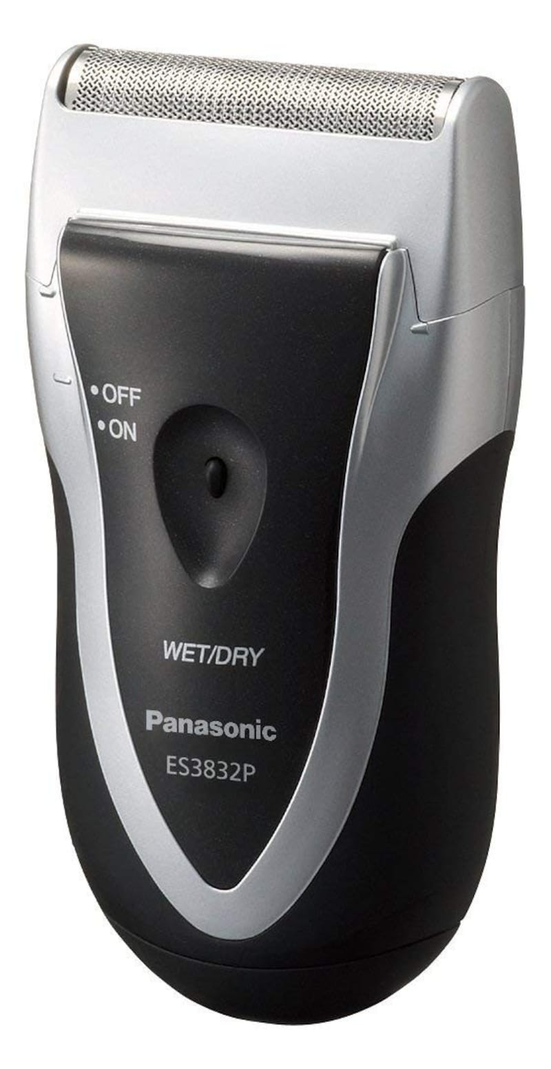 Panasonic(パナソニック),スーパーレザー メンズシェーバー 1枚刃,ES3832P-S