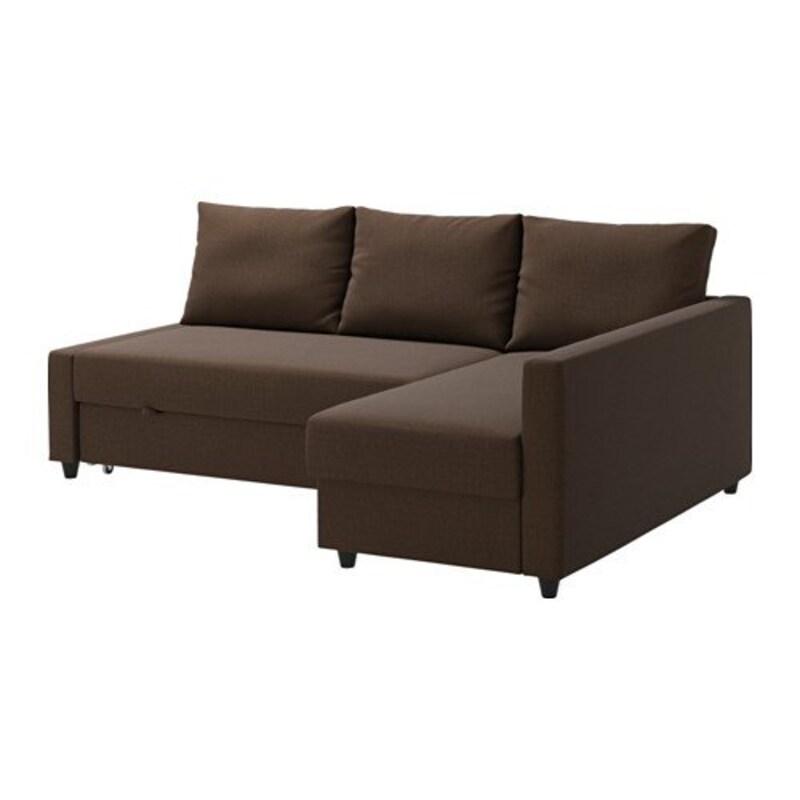 IKEA,コーナーソファベッド FRIHETEN