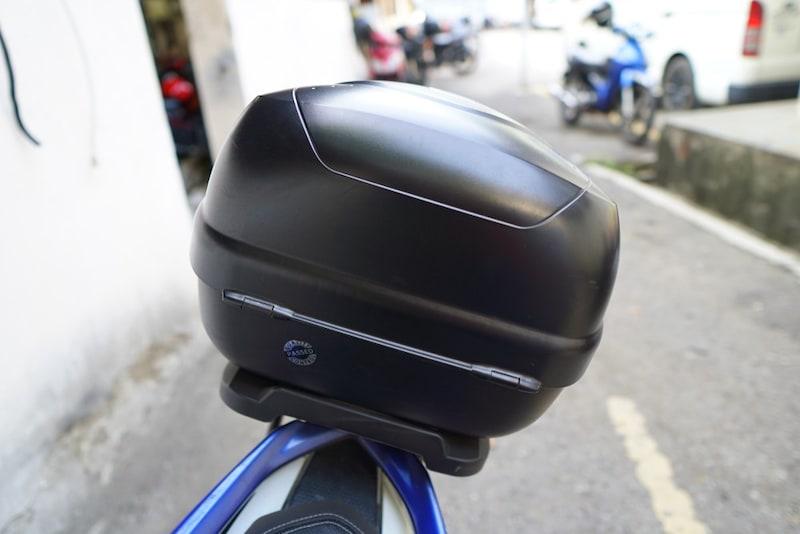 バイク用リアボックスおすすめ人気ランキング10選|大容量で旅行にも!