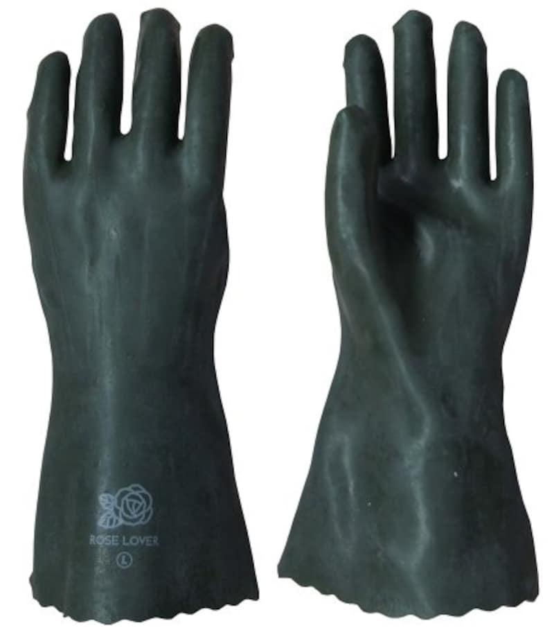アトム,バラ用防水手袋 ローズラバー,GM-8-L