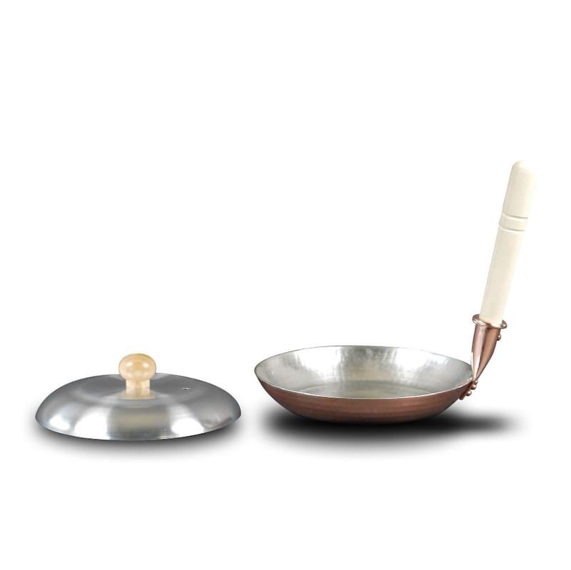 中村銅器製作所,銅製 親子鍋(蓋付き),nds03