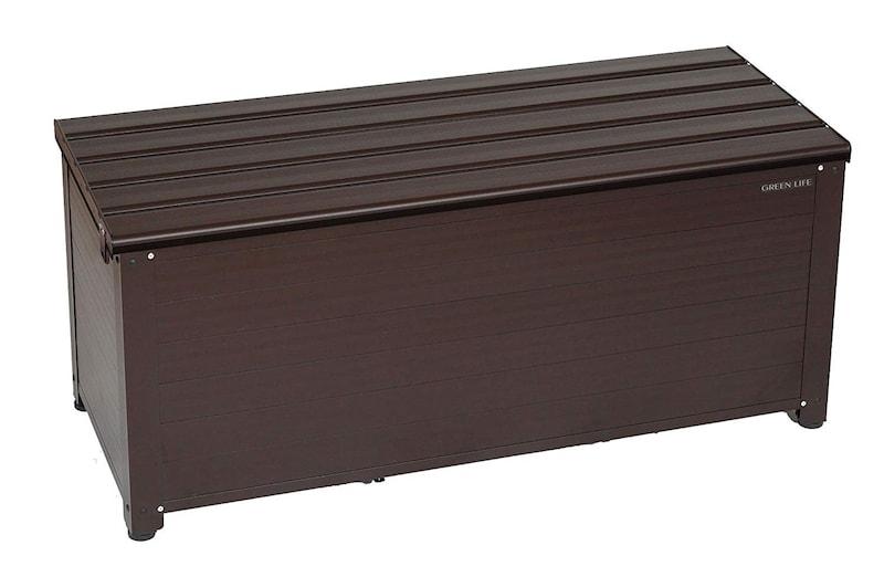 グリーンライフ,アルミベンチストッカー,ABS-120N