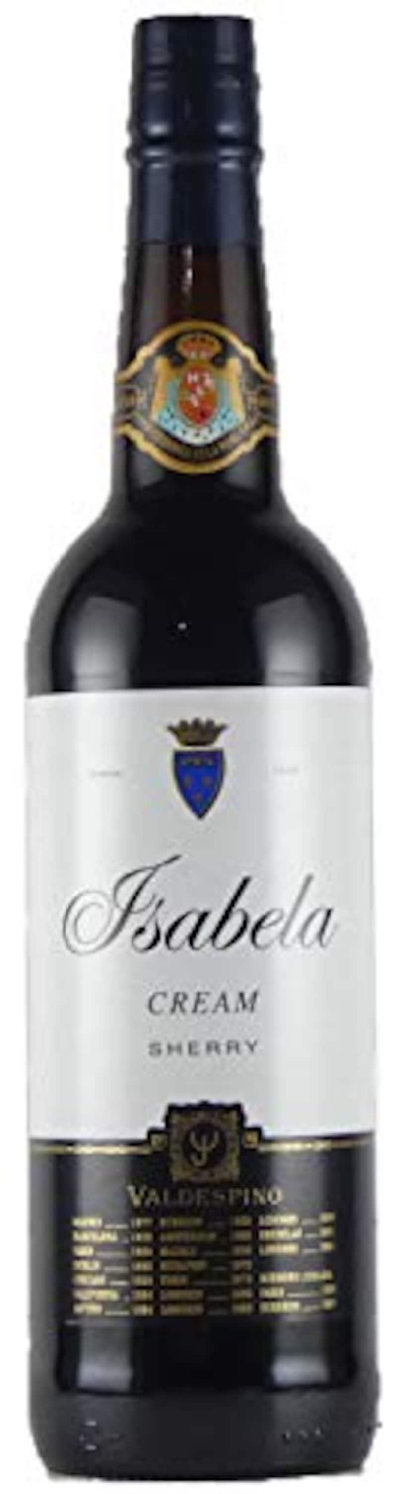 Valdespino(バルデスピノ),シェリー酒 バルデスピノ・イザベラ クリーム