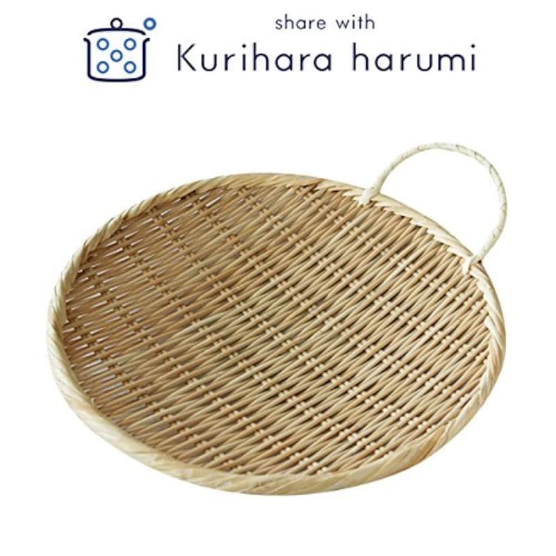 share with Kurihara harumi,栗原はるみ 手付き盆ざる