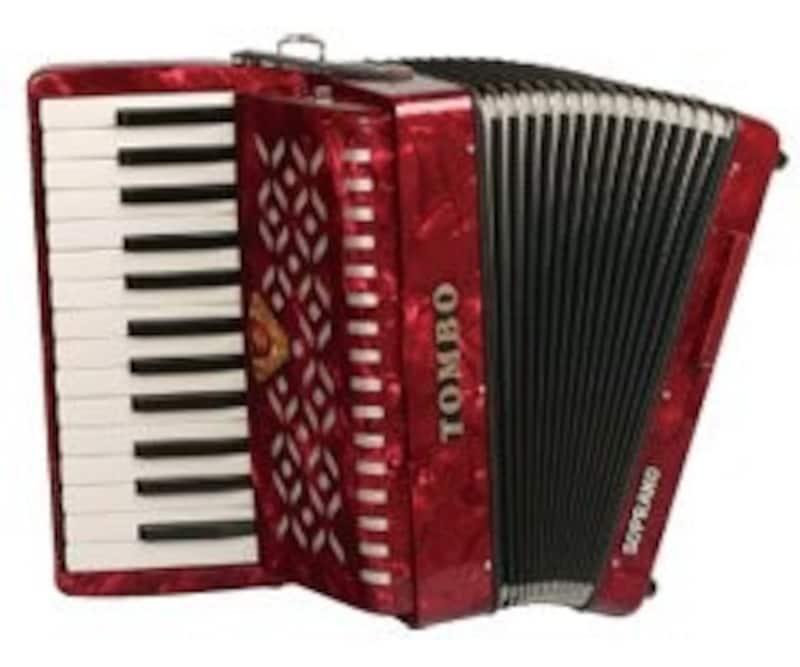 TOMBO,ソプラノ 赤パール Ensemble,TA-27S