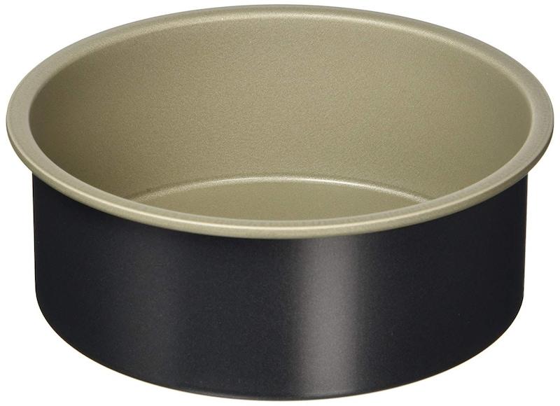 霜鳥製作所,ブラック・フィギュア デコケーキ共底型,D-003
