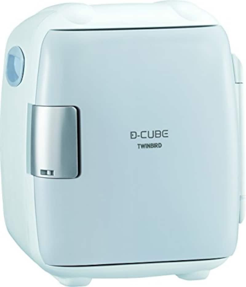 Twinbird(ツインバード工業),2電源式コンパクト電子保冷保温ボックス,HR-DB06GY