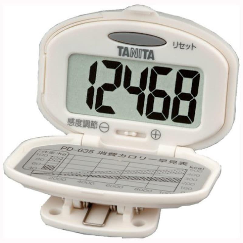 タニタ,歩数系,PD-635