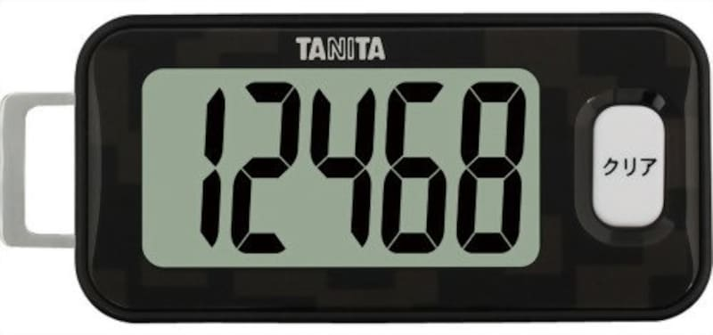 タニタ,3Dセンサー搭載歩数計,FB-731