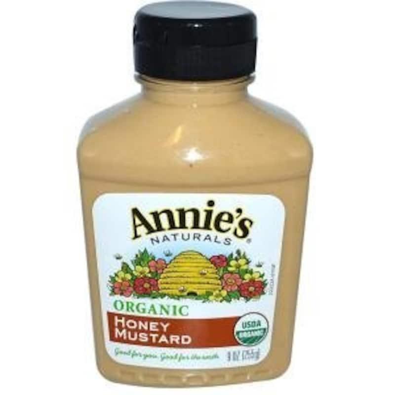 アニーズナチュラルズ(Annie's Naturals),オーガニック ハニーマスタード