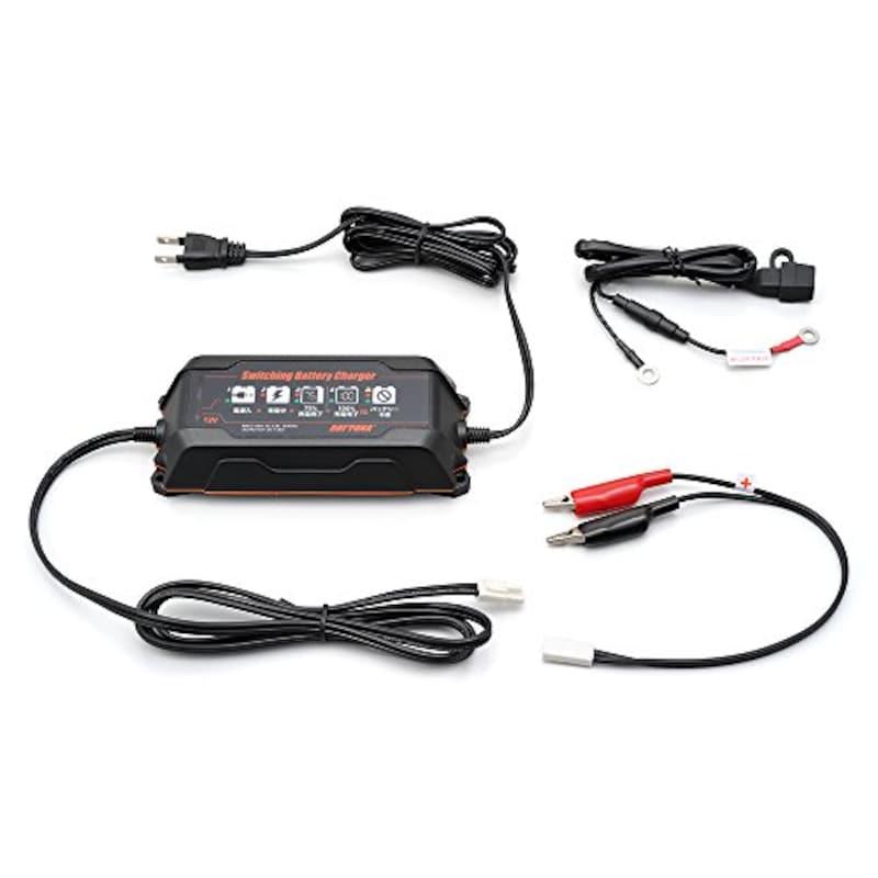 デイトナ,スイッチングバッテリー充電器,95027