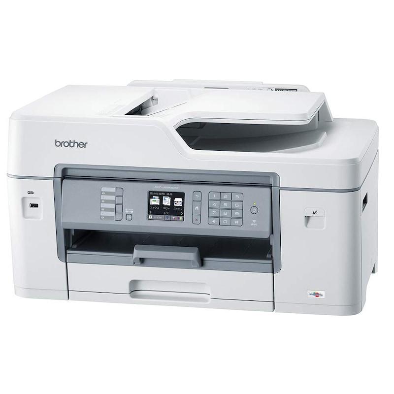 ブラザー,プリンター A3 インクジェット複合機 ,MFC-J6583CDW