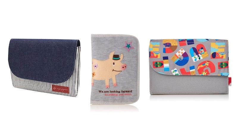 母子手帳ケースおすすめ人気ランキング14選|ジェラートピケなどおしゃれブランドも!