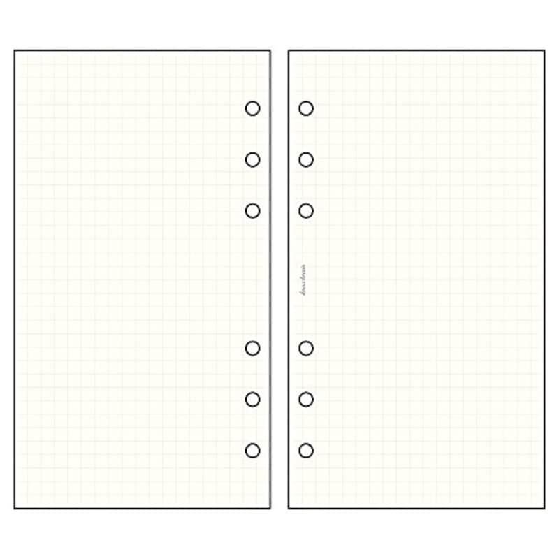 Knox/ノックス,システム手帳 5mm方眼 ,52151300
