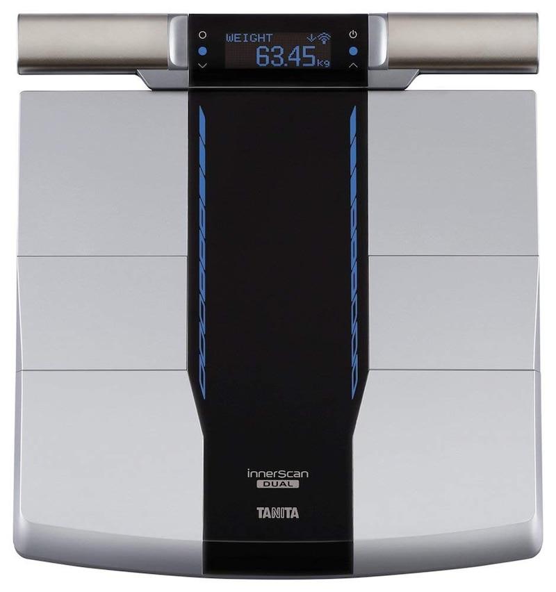 タニタ,インナースキャンデュアル,RD-800-BK