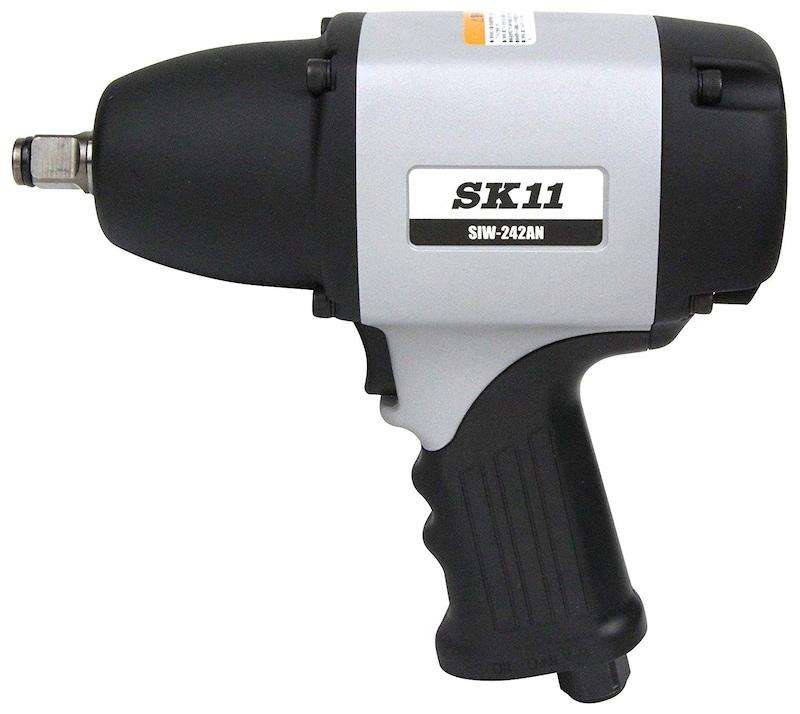 SK11(エスケー11),強力型エアインパクトレンチ,SIW-242AN