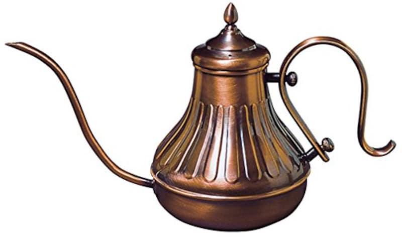 カリタ(Kalita),コーヒーポット ドリップ式専用 銅 900ml,#52017