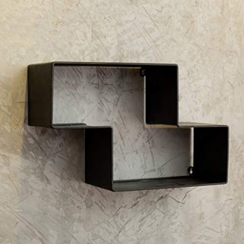 Pan,キューブフローティング壁棚セット
