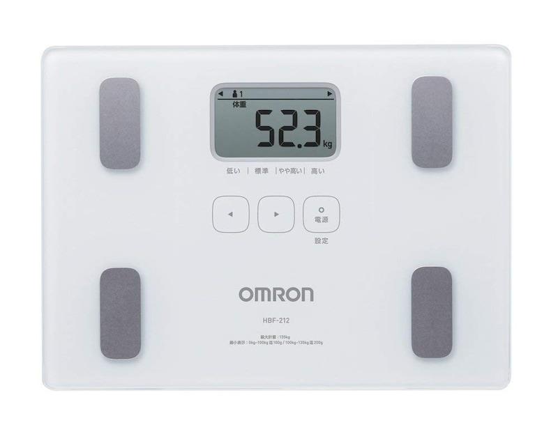 オムロン,カラダスキャン,HBF-212