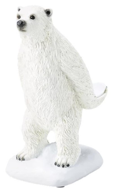 セトクラフト,オブジェ ホワイト 白クマ