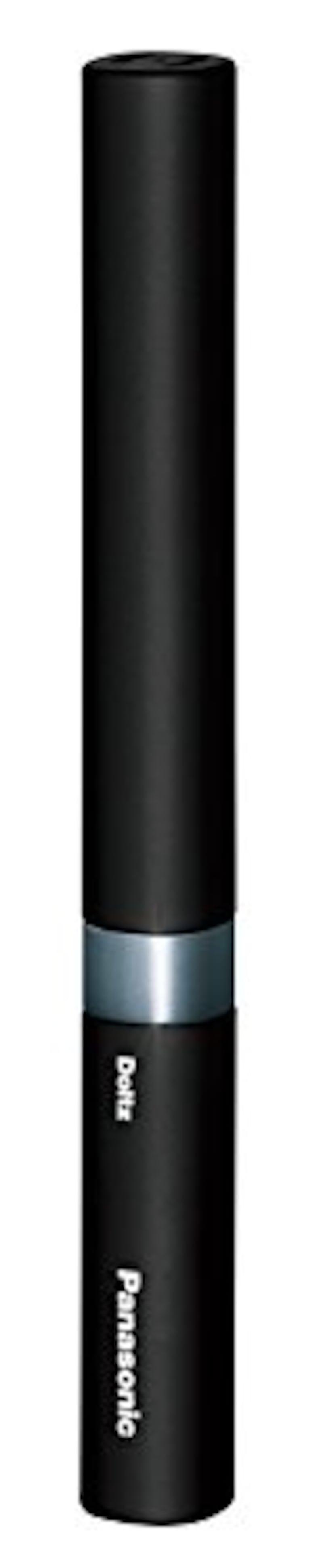 パナソニック,電動歯ブラシ ポケットドルツ 極細毛タイプ,EW-DS42-K