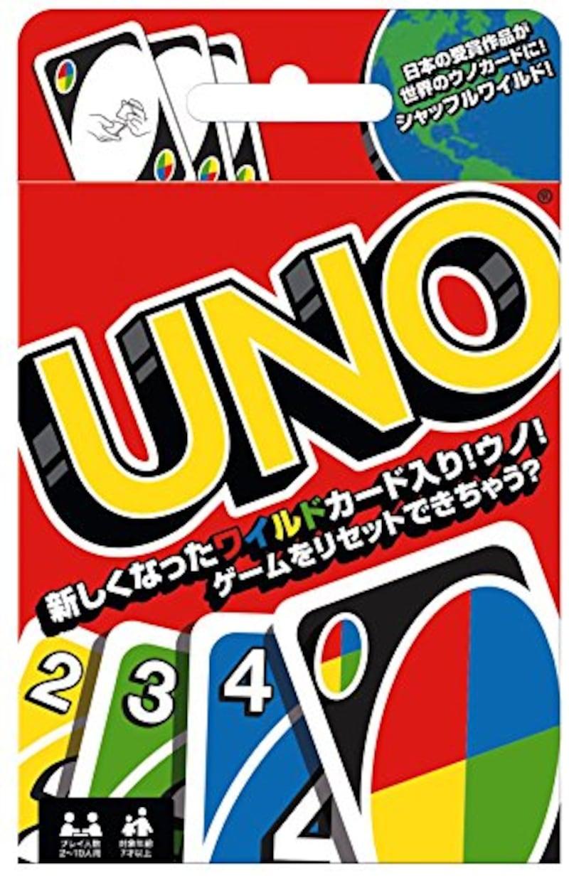 MATTEL(マテル),UNO(ウノ),B7696