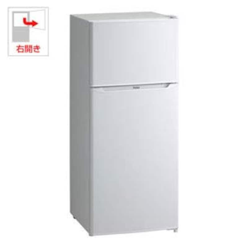Haier(ハイアール),2ドア冷蔵庫 130L,JR-N130A-W