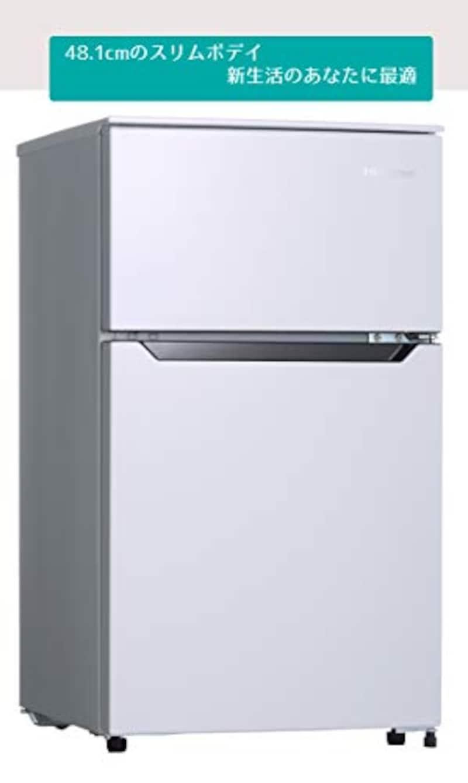Hisense(ハイセンス),冷凍冷蔵庫 93L,HR-B95A