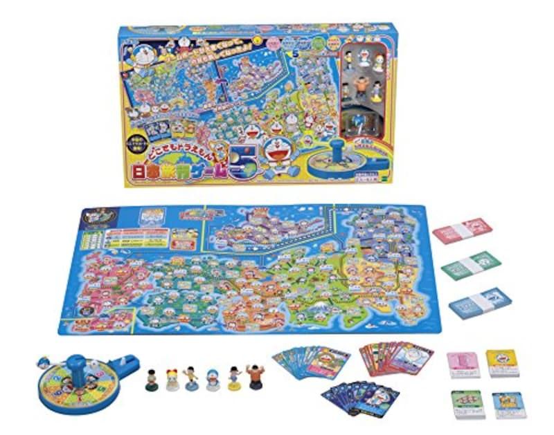 エポック,どこでもドラえもん日本旅行ゲーム5