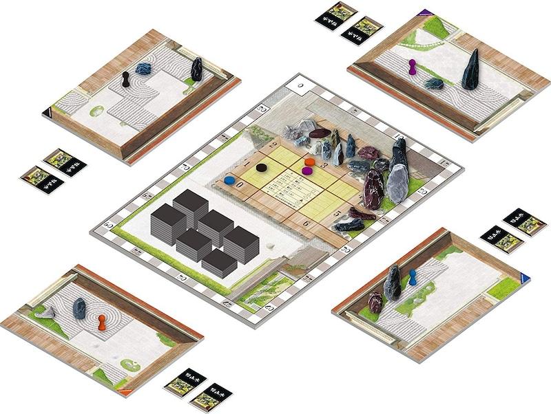 ニューゲームズオーダー(New Games Order),枯山水