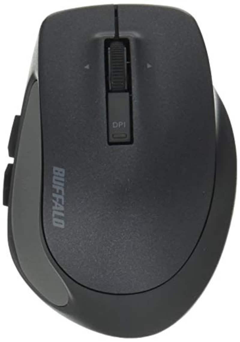 バッファロー,Bluetooth BlueLED プレミアムフィットマウス S,BSMBB505S