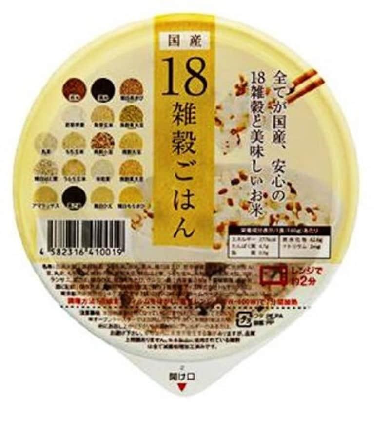 アイズ,国産18雑穀ごはん 160×18